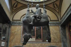 Перевёрнутый конь