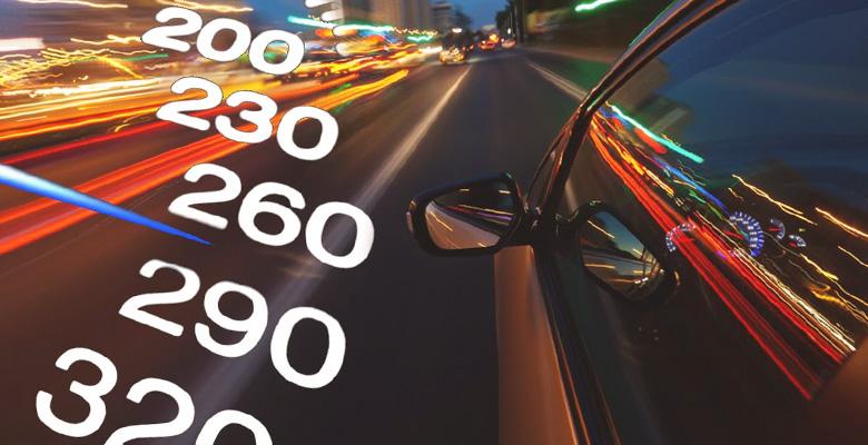 МВД Казахстана начнет отслеживать превышение скорости на трассах арифметическим путем