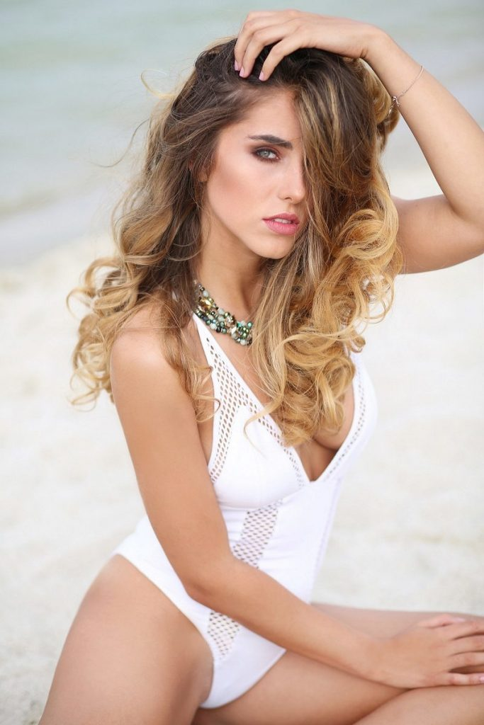 Česká Miss Michaela Habáňová